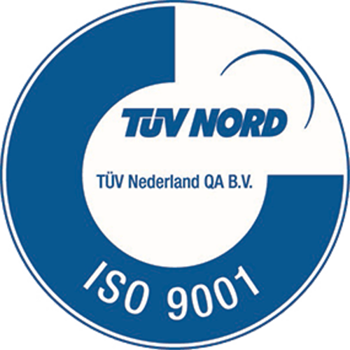 ISO9001 TUV Nord